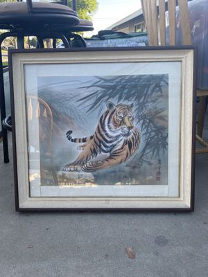 Tiger Painting for Sale in Ontario, CA