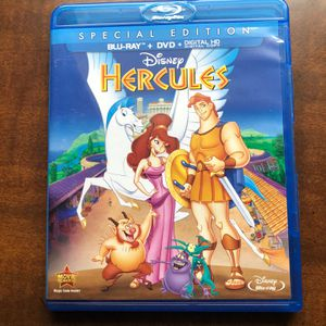 Disney Hercules Blu-ray Plus DVD CDs for Sale in Pittsburgh, PA