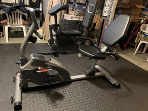 Exerpeutic exercise bike, brand new out of the box, already assembled, never used I bought he wrong bike for Sale in Fremont, CA