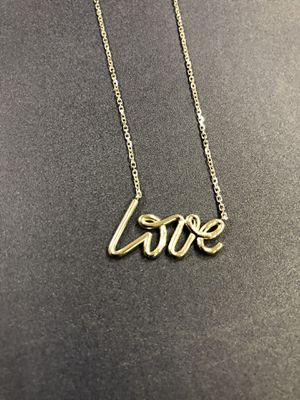 Love necklace for Sale in Covina, CA