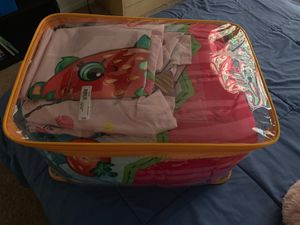 Shopkins bed in a bag for Sale in North Las Vegas, NV