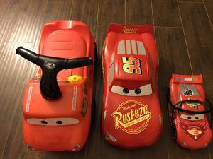 Disney car toys for Sale in Hawaiian Gardens, CA