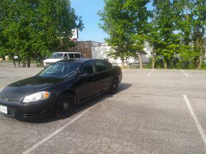 CHEVY IMPALA POLICE PKG for Sale in UPPR MARLBORO, MD