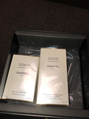 Coco Chanel perfume and body lotion for Sale in Chula Vista, CA