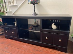 Large TV stand for Sale in Folsom, CA
