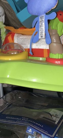 Colorful Animal Baby Bouncer for Sale in San Angelo,  TX