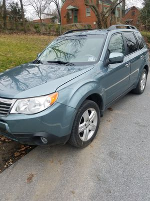 Subaru forester 2009 for Sale in Washington, DC