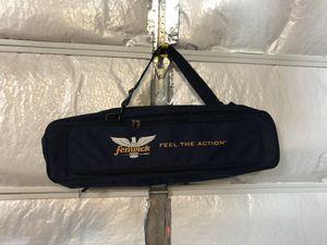 Fenwick ice fishing rod case for Sale in Woodridge, IL