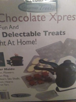 Chocolate Express By Gourmet Trends for Sale in East Dublin, GA