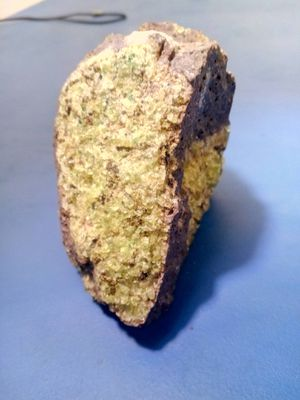 Crystal gemstone peridot - citrine - stilbite - for Sale in Naples, FL
