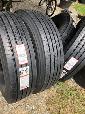Bridgestone recap trailer tire 275/80/22.5 for Sale in Federal Way, WA