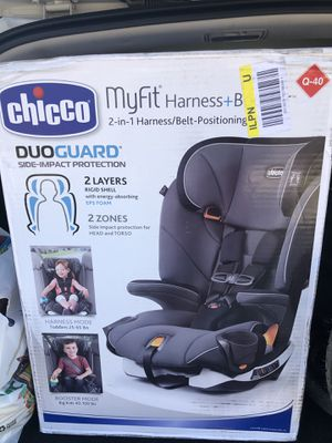 Chicco myfit car seat for Sale in Menifee, CA