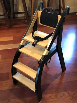 Minus Handy Sitt high chair/booster seat for Sale in Central Houghton, WA