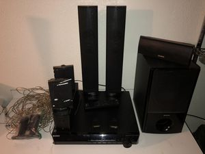 Complete Sony S-Air HDMI Home Audio Theater System for Sale in Fresno, CA
