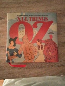 All Things Oz for Sale in Washington,  DC