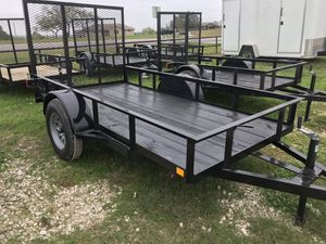 5x10 Utility Gated Trailer for Sale in Austin, TX