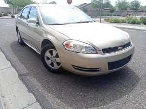 VERY LOW MILES!!!!! 2009 CHEVY IMPALA LT!! SIMILAR TO CAMRY COROLLA ALTIMA SENTRA SONATA FUSION FOCUS CIVIC ACCORD for Sale in Phoenix, AZ
