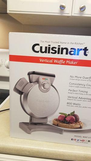 Cuisinart waffle Maker for Sale in Hattiesburg, MS