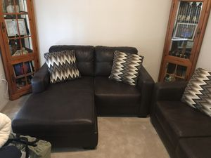 Living room couches great shape for Sale in Winter Haven, FL