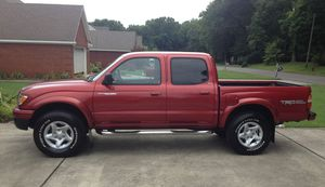Clean CarFax 2002 Toyota Tacoma AWDWheelss Very nice for Sale in Baltimore, MD