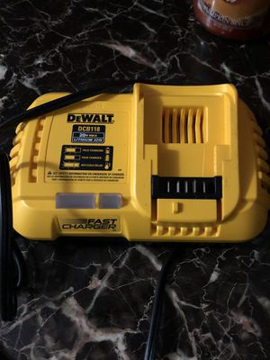Dewalt fast charger for Sale in Whittier, CA