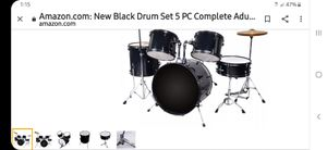 Used drum set for Sale in Pinellas Park, FL