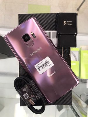 "Samsung Galaxy S9 64GB FACTORY UNLOCKED"" Like new with warranty for Sale in Silver Spring, MD"