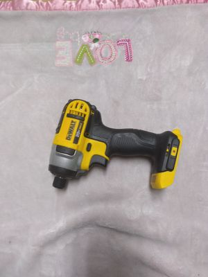 Drill impact DeWalt 20 volt new no charger no battery for Sale in Charlotte, NC
