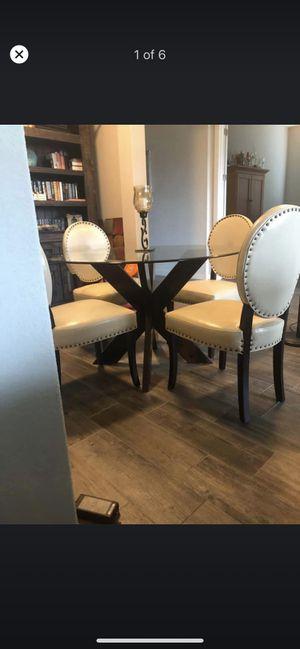 Breakfast table from zee Gallery for Sale in Austin, TX