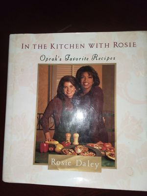 In The Kitchen With Rosie, Oprah favorite recipes for Sale in Metter, GA