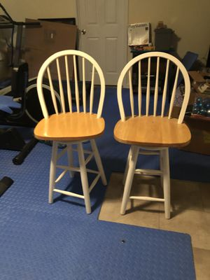 2 Bar Stools for Sale in Purcellville, VA