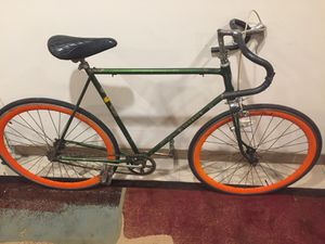 Tall/Large Raleigh Single Speed Road Bike - Commuter Bicycle! for Sale in Chicago, IL