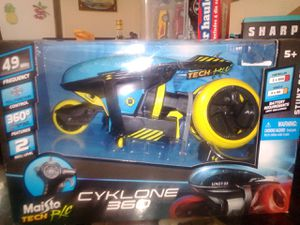 Maisto tech rc cylone 360 for Sale in Hialeah, FL
