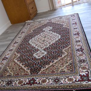 3x5 Hand knotted Mahi rug for Sale in Portland, OR