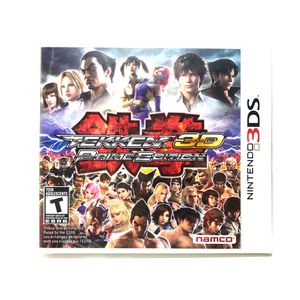 Tekken 3D Prime Edition (BRAND NEW) (SEALED) for Sale in Mill Creek, WA