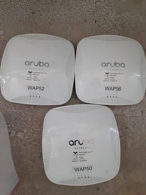 Aruba wifi routers for Sale in Rancho Cucamonga, CA