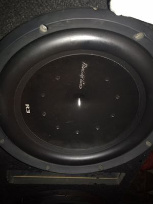 12 subwoofer for Sale in Bakersfield, CA