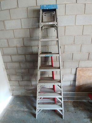 Werner 8ft. Type IA Aluminum Step Ladder Model 378 for Sale in Chicago, IL