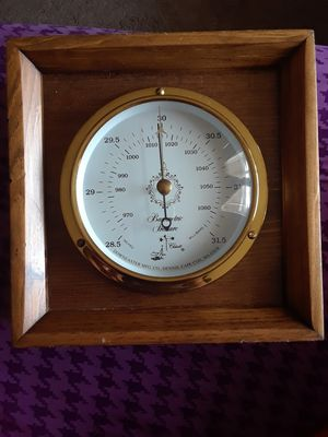 Barometer for Sale in Atherton, CA