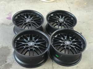 "Curva Concepts19""staggered Rims/wheels BMW 5x120 """" for Sale in Los Angeles, CA"
