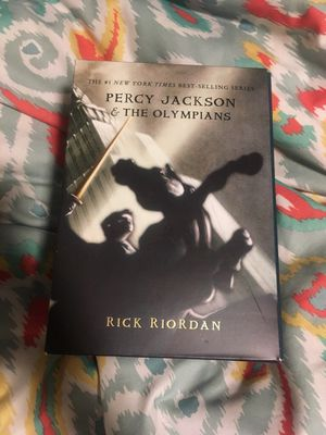 Percy Jackson book series for Sale in East Wenatchee, WA
