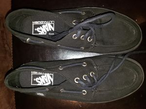 Vans boat shoes for Sale in Hayward, CA