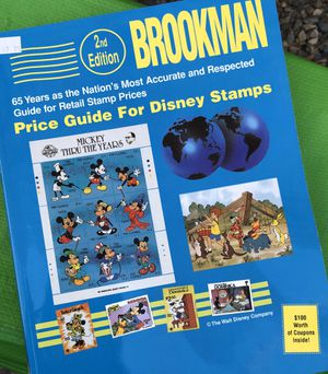 Disney Stamp Priceing Guides for Sale in Riverside, CA