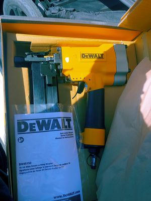 DeWalt nail gun for Sale in Fresno, CA