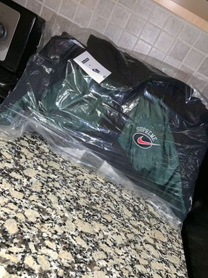NIKE x SUPREME Hooded Sports Jacket SS19 for Sale in McKinney, TX