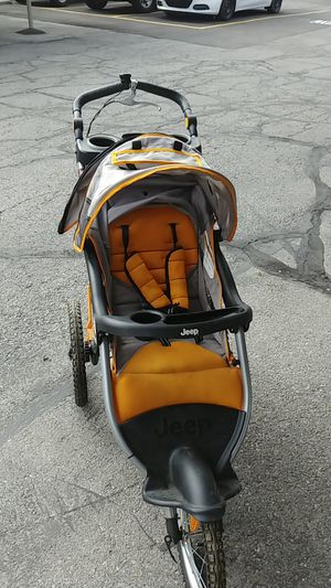 Jeep Yogger Jeep Outlander Stroller for Sale in Murray, UT