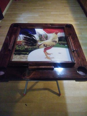 Domino/card table. (Dominican) for Sale in Reading, PA