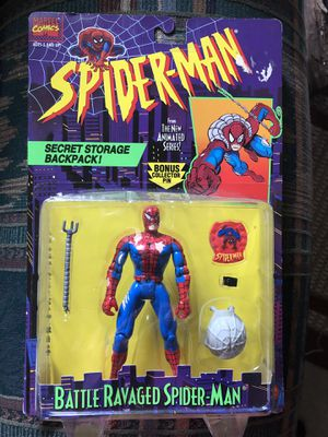 Collectible Spider-Man Action figure for Sale in Evansville, IN