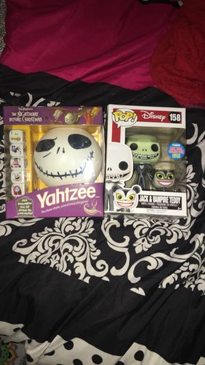 Nightmare before Christmas collectibles for Sale in Worthington, OH