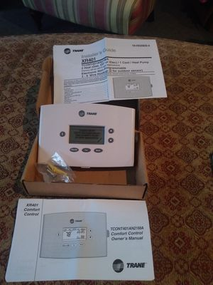 TRANE comfort control thermostat bnip for Sale in Fort Mill, SC